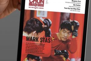 Cover Wing Chun Illustrated