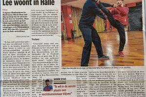 Belgian Newspaper